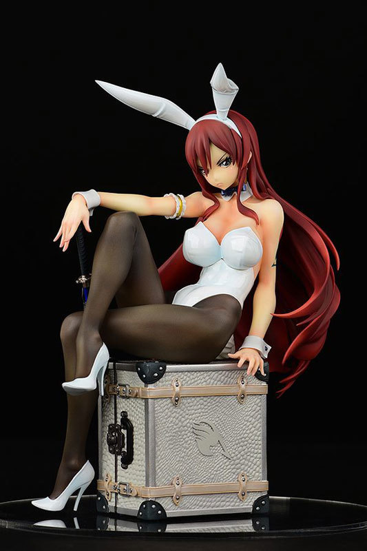 FAIRY TAIL エルザ・スカーレット Bunny girl_Styletype white (1).jpg