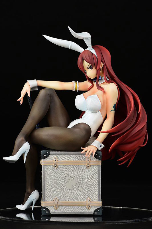 FAIRY TAIL エルザ・スカーレット Bunny girl_Styletype white (3).jpg